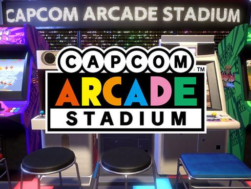 Capcom Arcade Stadium Chega Hoje ao Nintendo Switch; Co-Op Local Anunciado para Ghosts 'n Goblins