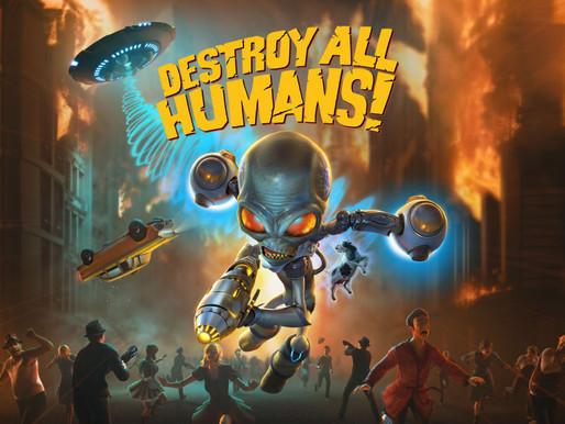 [Review] Destroy All humans! Remake é Um Clássico da THQ que retorna no Nintendo Switch