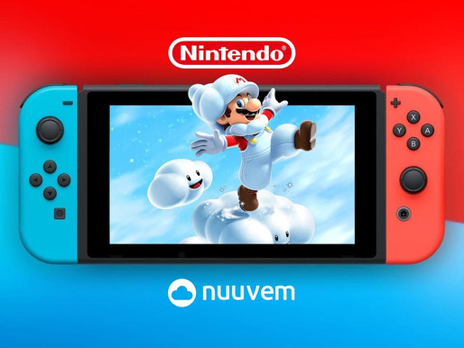 Nuuvem Anuncia Parceria Oficial com a Nintendo
