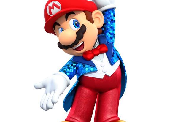 Novo gameplay de Mario Party  the top 100 para 3DS.
