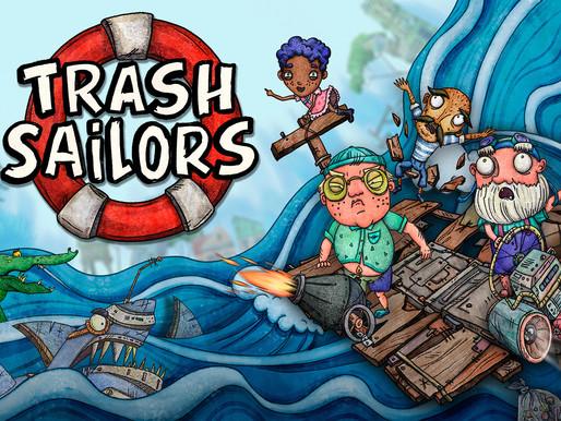 Trash Sailor é anunciado para Nintendo Switch