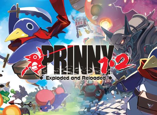 [Review/Análise] Prinny 1 e 2 para Nintendo Switch Dood !