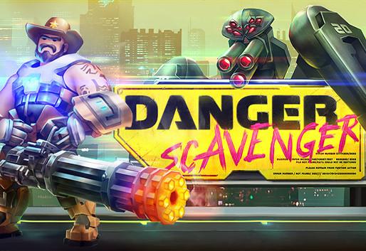 Danger Scavenger está chegando ao Nintendo Switch