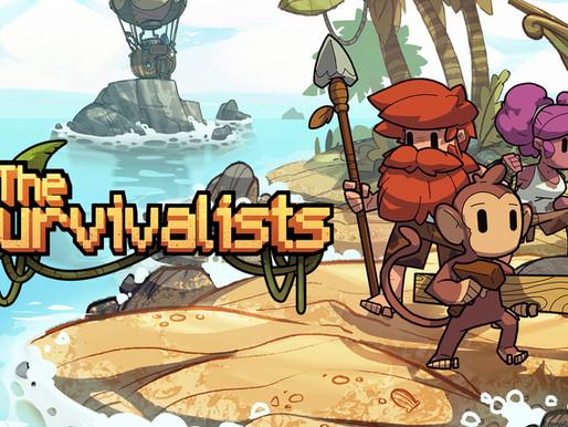 Review - The Survivalists - O Melhor jogo de Sobrevivência em 2d da Geração