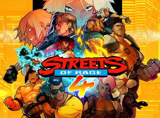 Streets of Rage 4 - Um clássico de volta a vida no Nintendo Switch