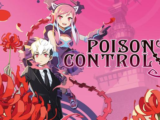 [Review] Poison Control para Nintendo Switch Vai do Inferno ao Céu