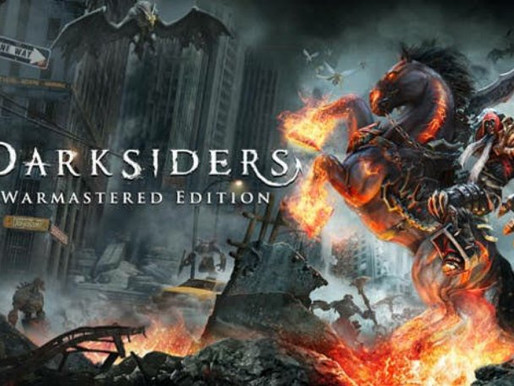 Darksiders Warmastered Edition é anunciado para Switch