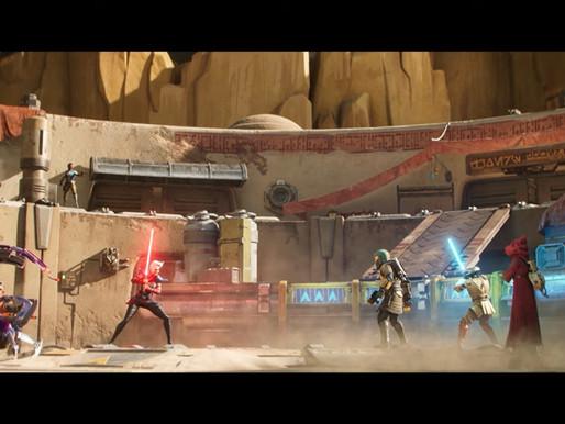 Star Wars: Hunters é adiado para 2022 e recebe novo trailer cinematográfico