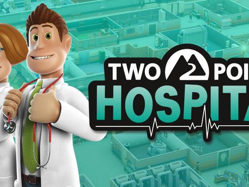 Two Point Hospital chegará dia 25 de fevereiro