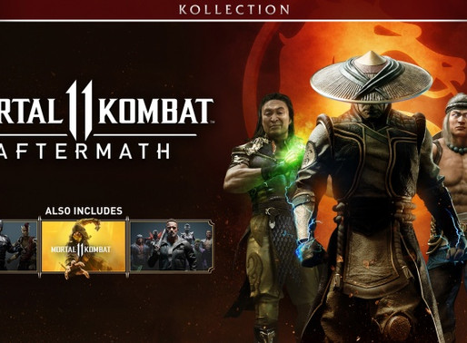 Mortal Kombat 11 Aftermatch - O clássico de luta mais moderno do Nintendo Switch - Análise