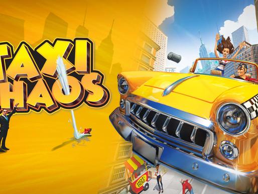 Review/Análise - Taxi Chaos - O retorno de Crazy Taxi no Nintendo Switch