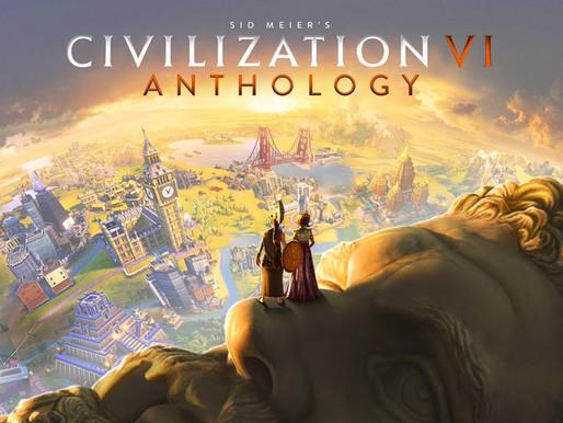 Civilization VI Anthology é lançado no Nintendo Switch