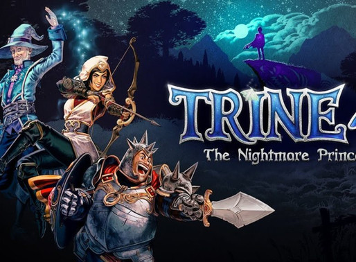 Trine 4 ganha gameplay na PAX West 2019