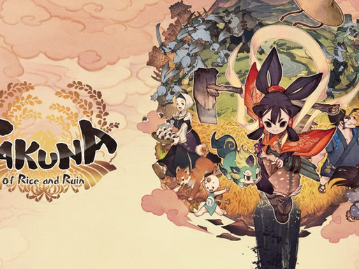 [Review] Sakuna: Of Rice and Ruin - Uma viajem especial na mitologia japonesa no Nintendo Switch