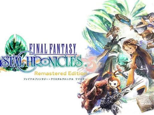 Final Fantasy Crystal Chronicles Remastered Edition ganha novo gameplay