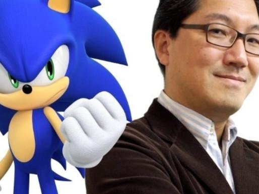 """O co-criador do Sonic, Yuji Naka, está criando um """"jogo de ação original"""" com a Square Eni"""