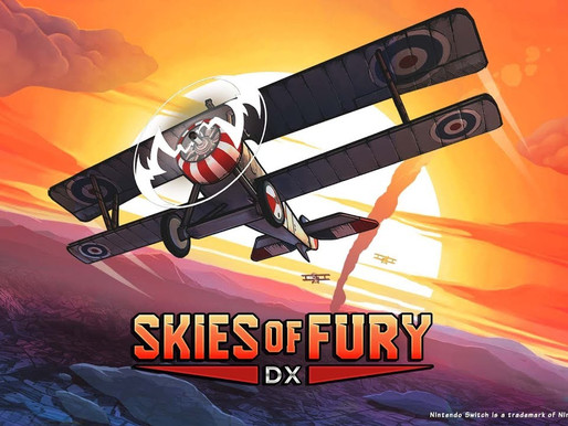 Skis of Fury DX anunciado para Nintendo Switch