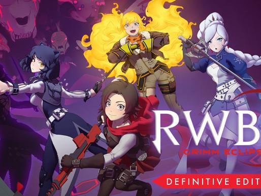 [Review] RWBY: Grimm Eclipse - Definitive Edition para Nintendo Switch