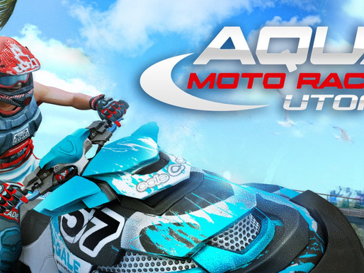 Aqua Moto Racing Utopia confirmado para Feveriro no Switch