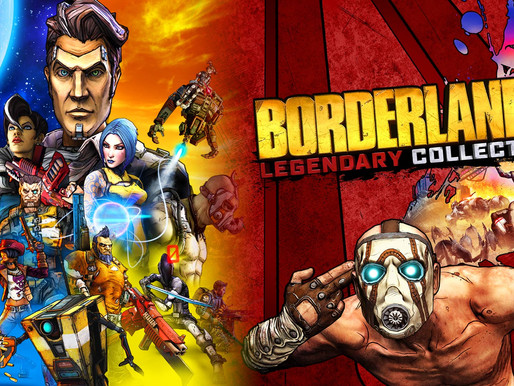 Análise/Review: Boderlands : Legendary Collection para Nintendo Switch