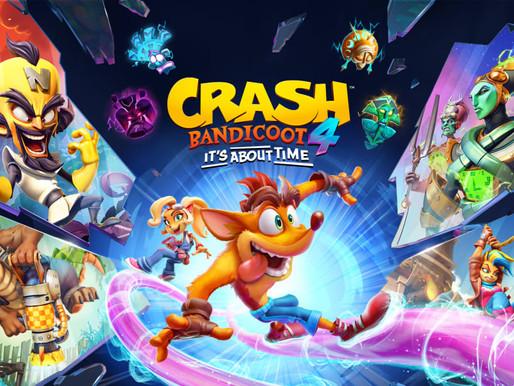 Review - Crash Bandicoot 4: It's About Time é uma Joia no Nintendo Switch