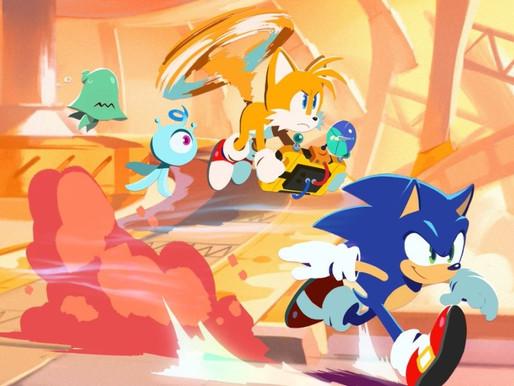 Sonic Colors: Rise of the Wisps tem seu primeiro episódio lançado