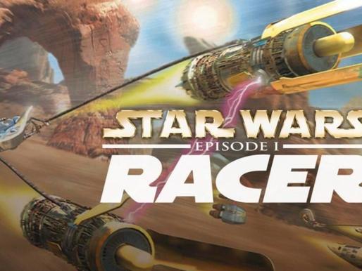 STAR WARS ™ EPISODE I: RACER ESTÁ DISPONÍVEL PARA NINTENDO SWITCH