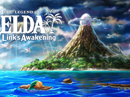 [Especial] The Legend of Zelda: Link's Awakening - 26 anos