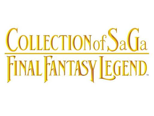 VIAJE ATRAVÉS DE MUNDOS ÉPICOS em 'COLLECTION OF SaGa Final Fantasy LEGENDS Hoje mesmo para Switch