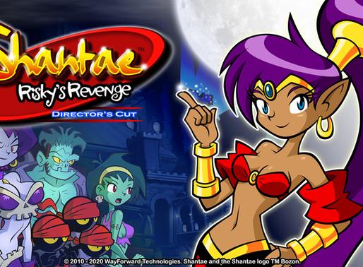 Shantae: Risky's Revenge - Director's Cut já está disponível no Nintendo Switch