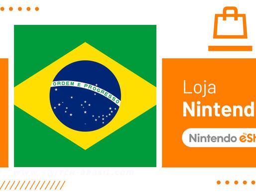 NINTENDO eSHOP ESTARÁ DISPONÍVEL NO BRASIL EM 7 DE DEZEMBRO(Atualizado)