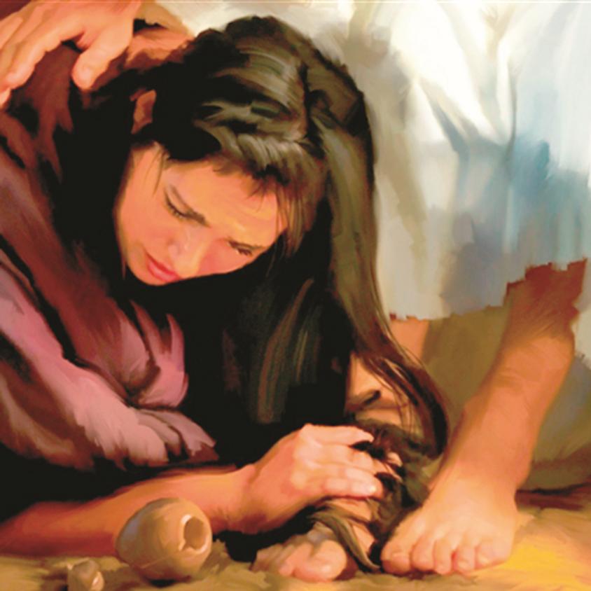 Women at the Feet of Jesus Retreat