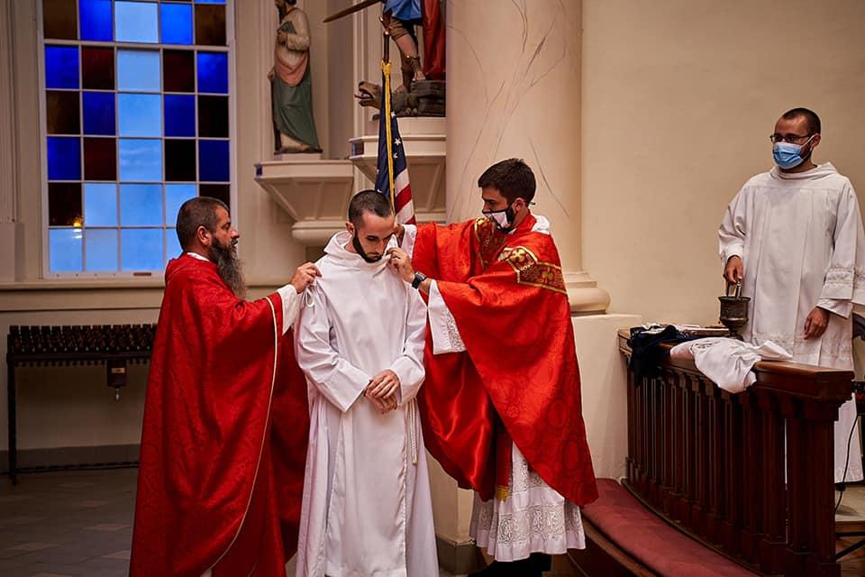 Br. Francis Xavier, n. CJC