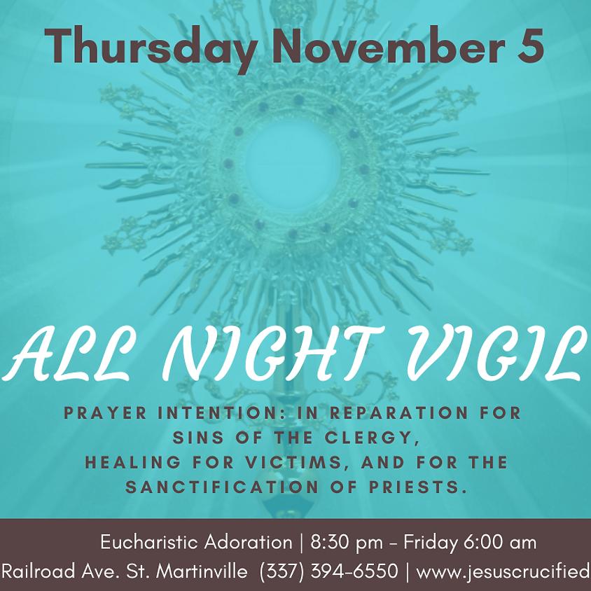 All Night Vigil