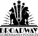 Broadway Dobermans & Poddles Logo V.10.p