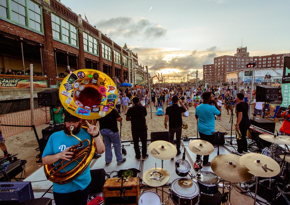 Funky Dawgz Brass Band - 8.1.19