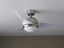 fancy 3 blade ceiling fan