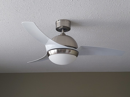 How to Fix Ceiling Fan That is Wobbly and Unbalanced