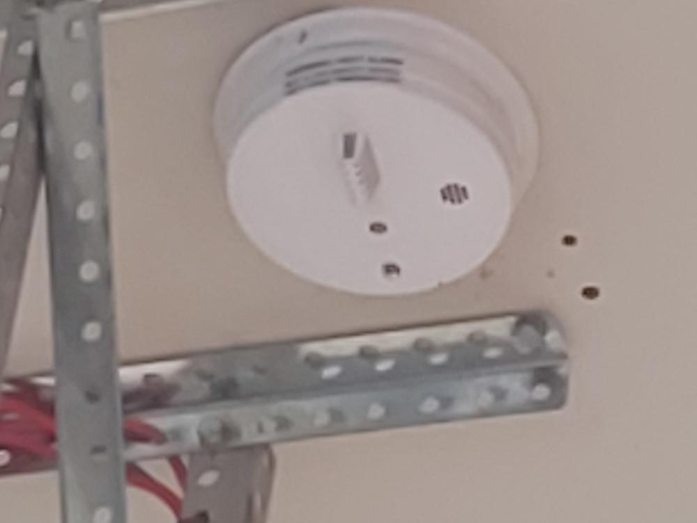 Garage Heat Detector