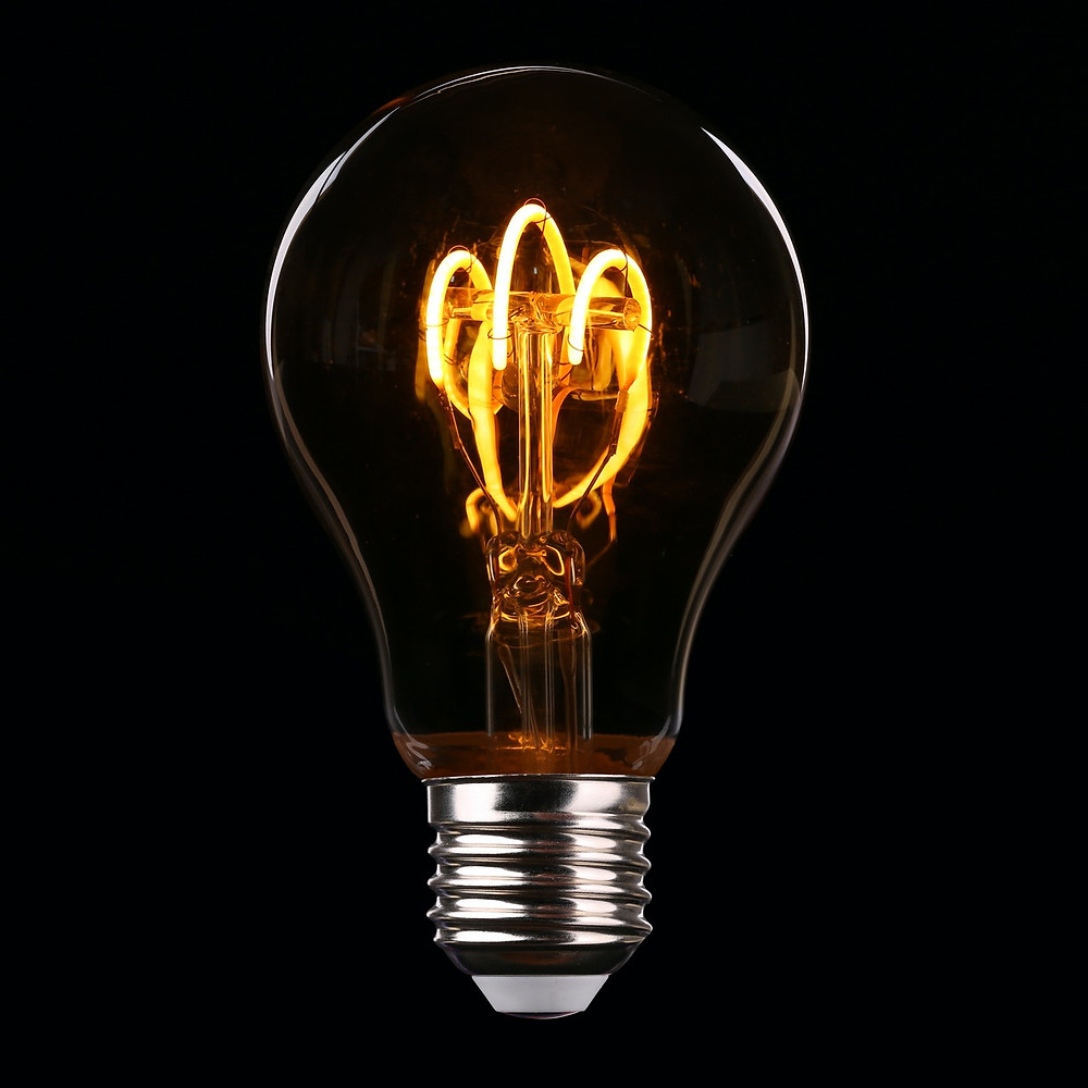 LED traditional light bulb