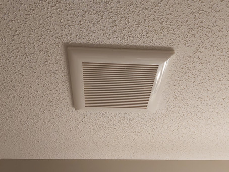 How to Fix the Exhaust Fan in the Bathroom
