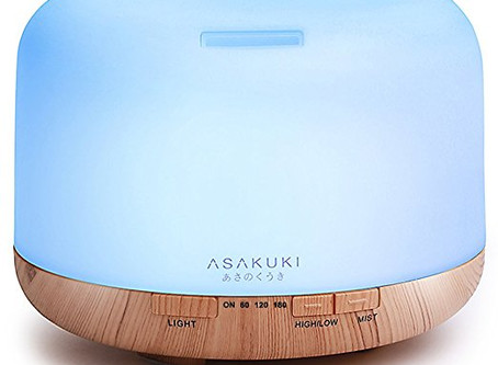 Why You and Your Family Need an Essential Oil Humidifier Now!