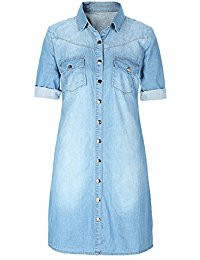 6 Shirt Dresses for Casually Chic Moms
