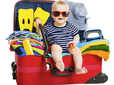 5 Mom-Friendly Travel Gear for Kids