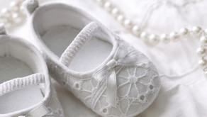 How To Plan A Simple Baptism or Christening: From Baby Gown to Cute Favors and What I Wore