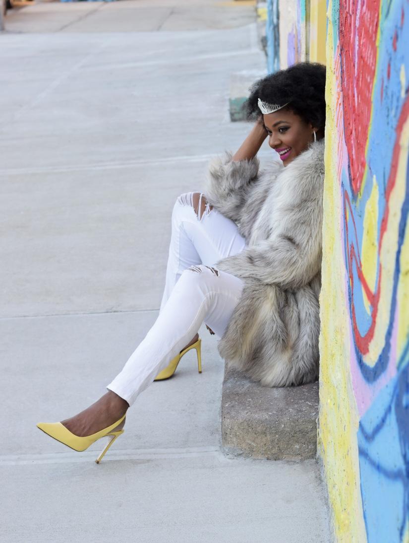 Queen Shermain Jeremy Street Style