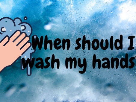 COVID-19 Health Tip: When To Wash Your Hands