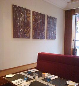art in hotels