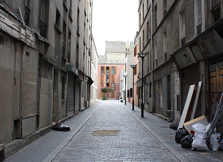 Paris 19: Mobility, Migration & Memory