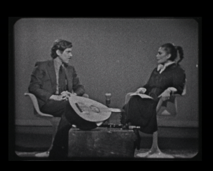 Lloyd Miller in 1970s Iran